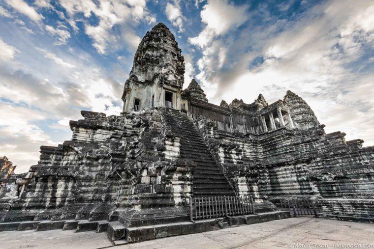 Thailand and Cambodia