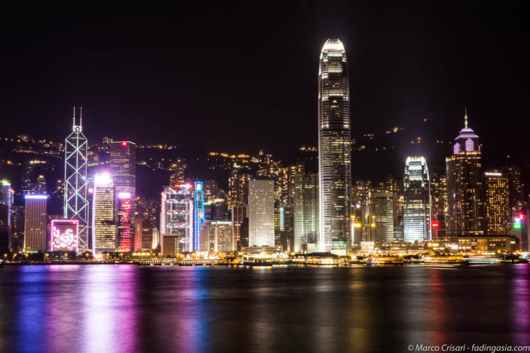 Hong Kong – I